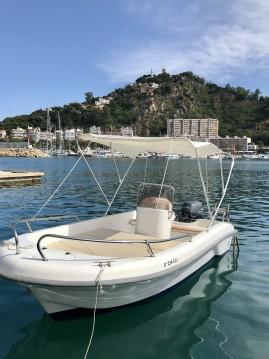Location yacht à Blanes - Astec FIBER 400 sur SamBoat