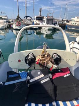 Location yacht à Sant Andreu de Llavaneres - Zodiac Medline II sur SamBoat