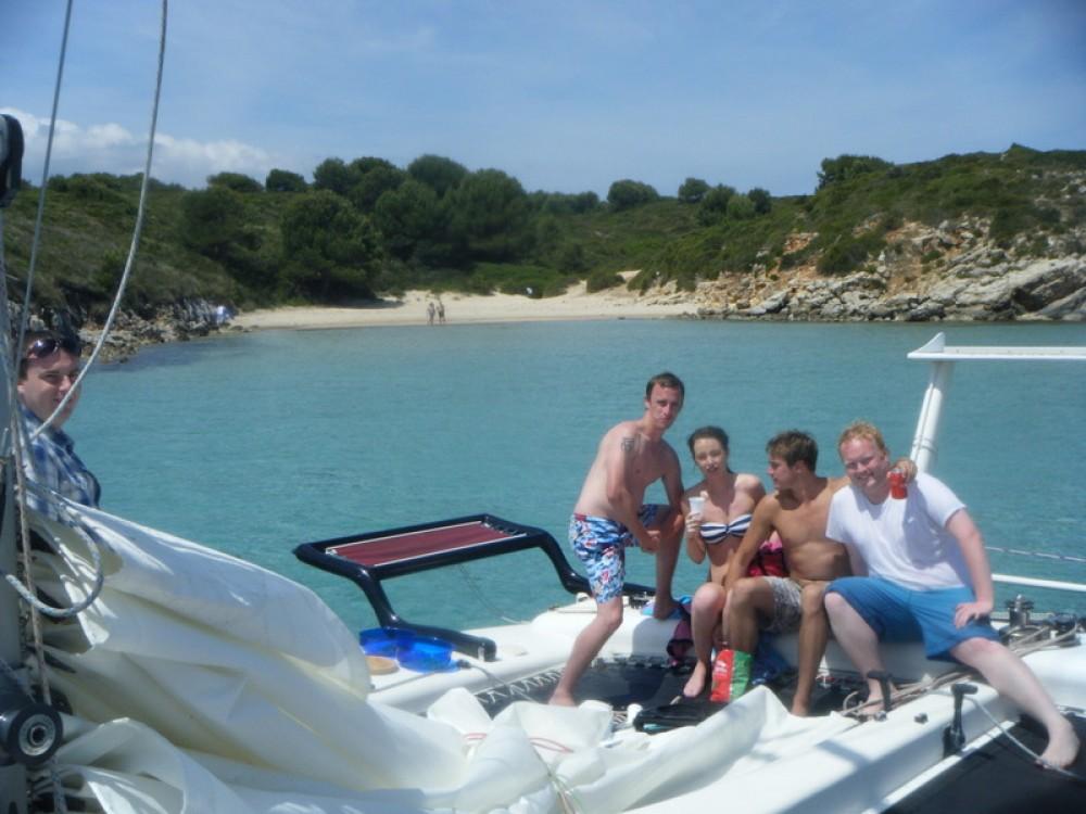 Location Catamaran Kelt avec permis