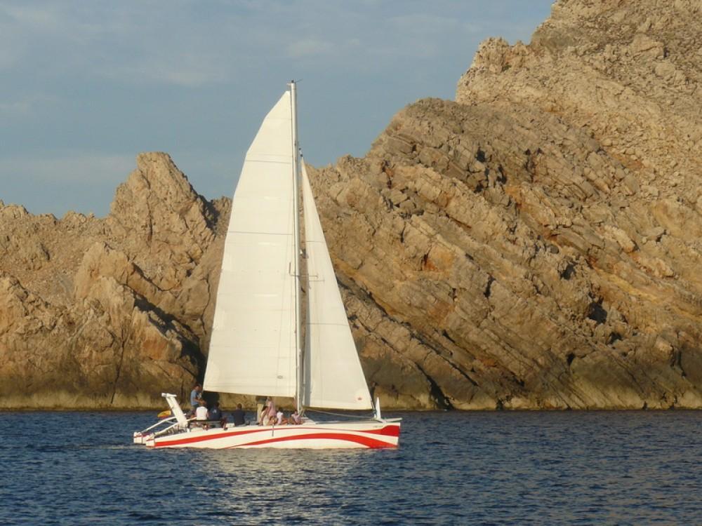 Location bateau Kelt Dys,   Rush 10 à Es Mercadal sur Samboat