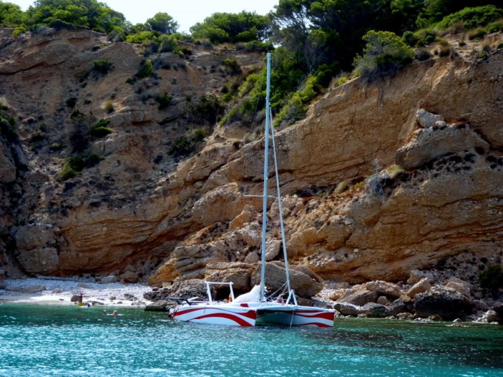 Catamaran à louer à Es Mercadal au meilleur prix