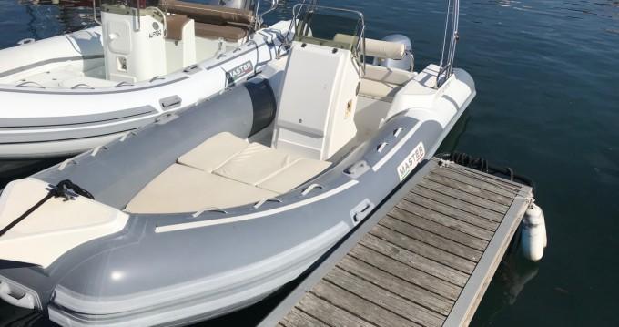 Location bateau Master 570 à Porto-Vecchio sur Samboat