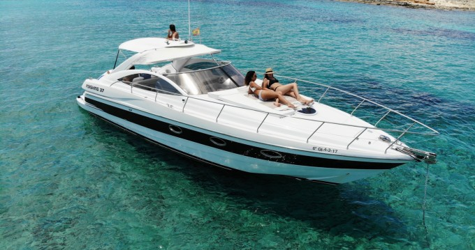 Location bateau Ibiza (Ville) pas cher Pershing 37