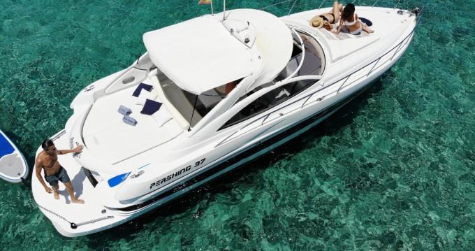 Location Bateau à moteur à Ibiza (Ville) - Pershing Pershing 37
