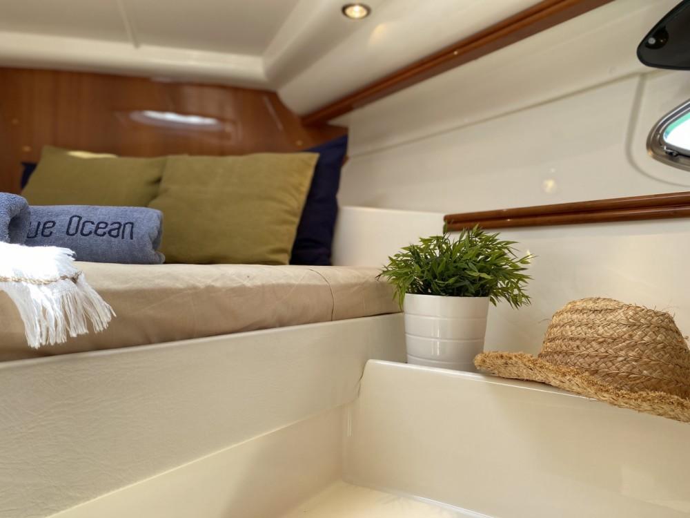 Location bateau Pershing Pershing 37 à Balearic Islands sur Samboat