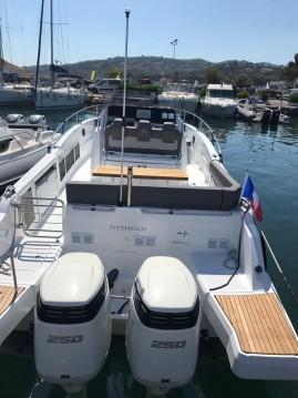 Location yacht à Sainte-Maxime - Jeanneau Cap Camarat 9 CC sur SamBoat