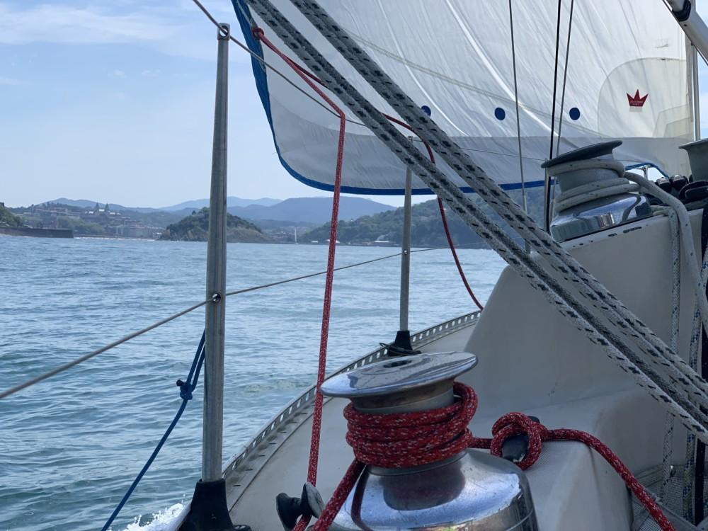 Location bateau Bénéteau First 30 à Hendaye sur Samboat