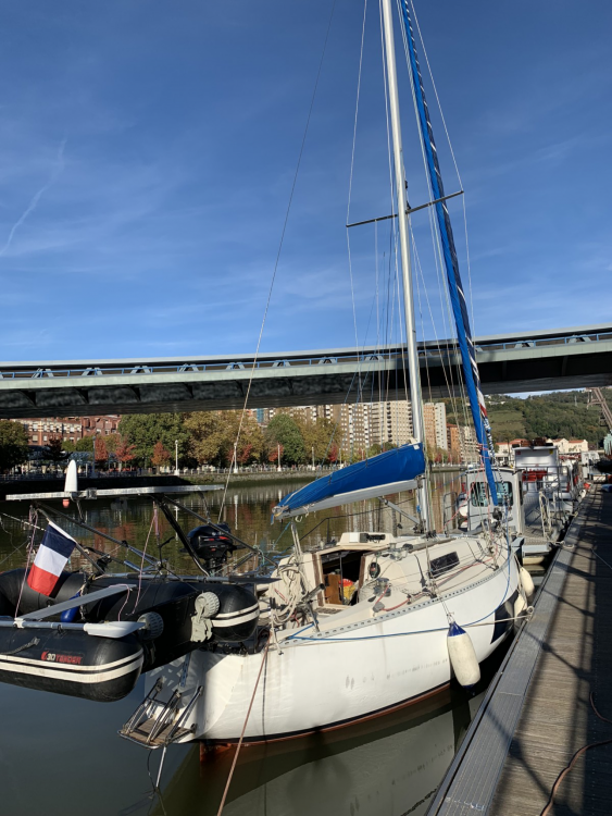 Location yacht à Hendaye - Bénéteau First 30 sur SamBoat