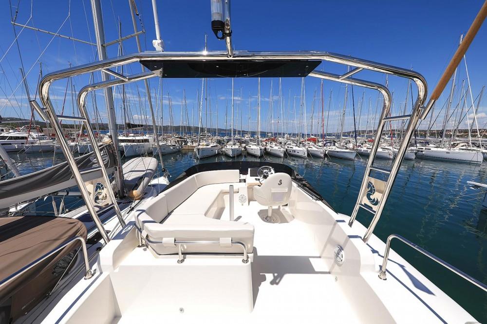 Location bateau Bénéteau Swift Trawler 35 à Croatie sur Samboat