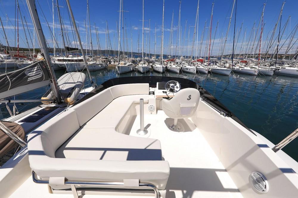 Location yacht à Croatie - Bénéteau Swift Trawler 35 sur SamBoat