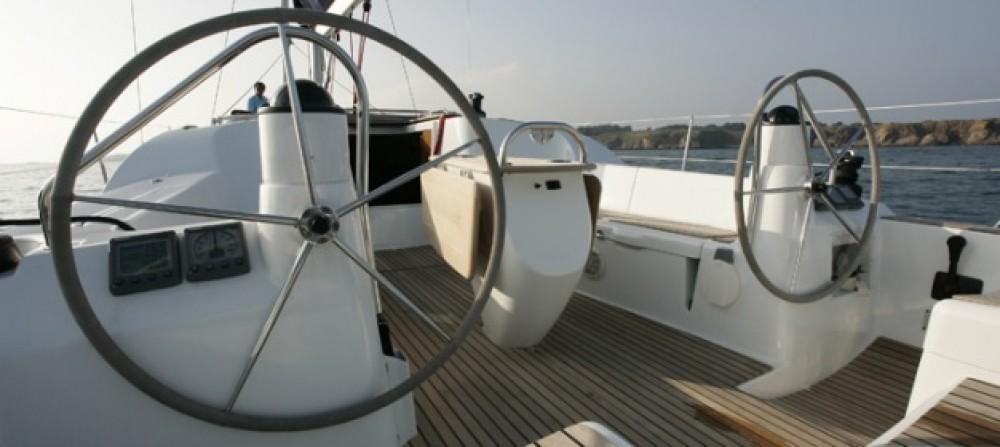 Jeanneau Sun Odyssey 42i entre particuliers et professionnel à Skiathos