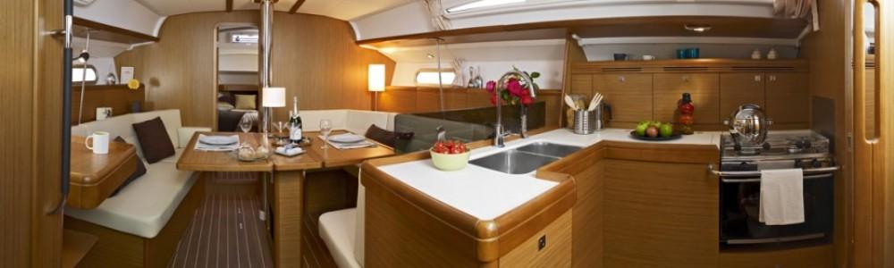 Location bateau Jeanneau Sun Odyssey 42i à Skiathos sur Samboat