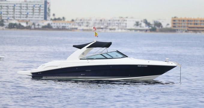 Location Bateau à moteur à Ibiza (Ville) - Sea Ray Sea Ray 295 Bow Rider