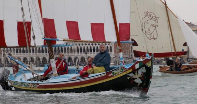 Location Voilier à Venezia - Topo chioggiotto Topo