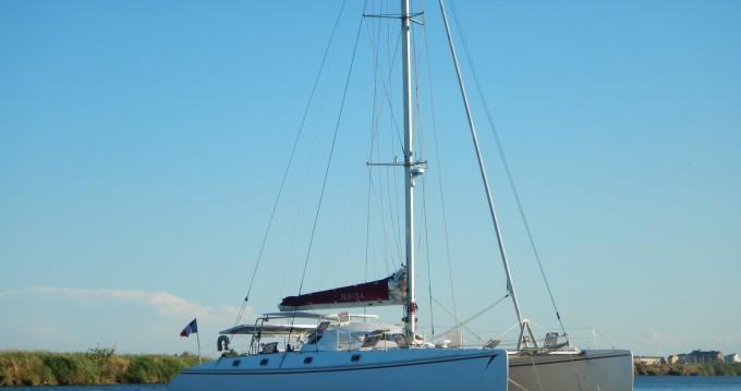 Louer Catamaran avec ou sans skipper Outremer à Sète