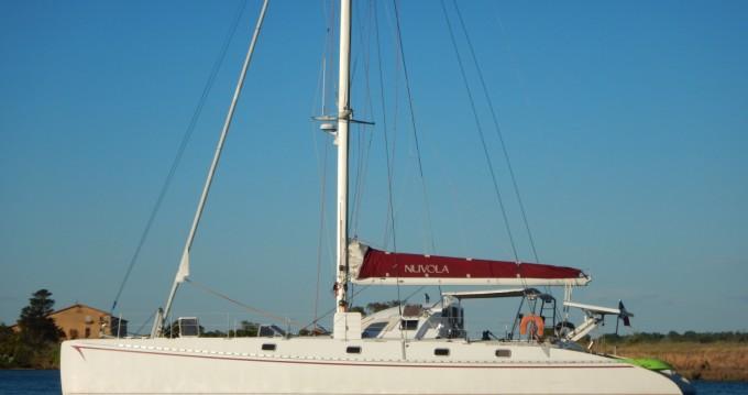 Location Catamaran Outremer avec permis