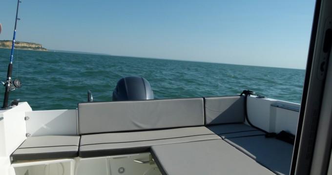 Location bateau Le Havre pas cher Merry Fisher 695