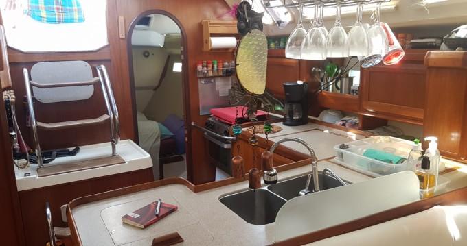 Location yacht à Ajaccio - Hunter Hunter 40.5 Legend sur SamBoat