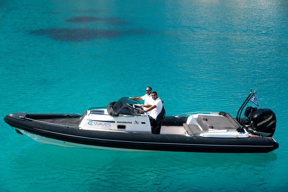 Location Semi-rigide Next Boats avec permis