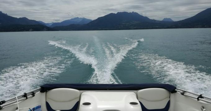 Location bateau Bayliner Bayliner 175 BR à Annecy sur Samboat