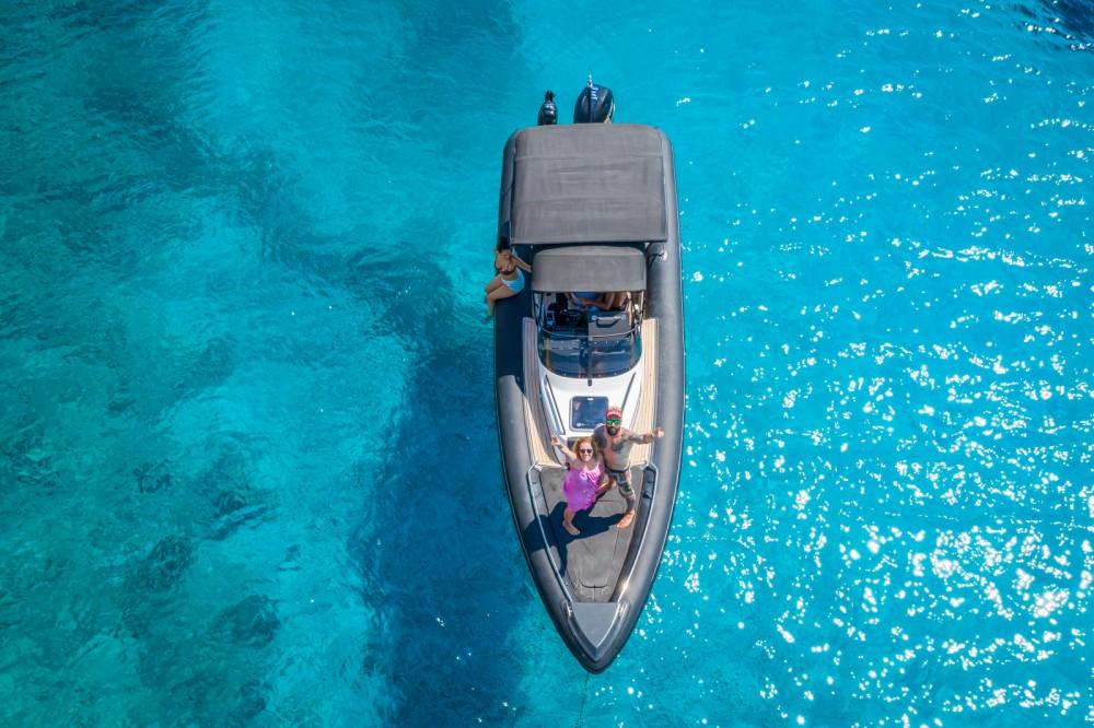 Louer Semi-rigide avec ou sans skipper Next Boats à