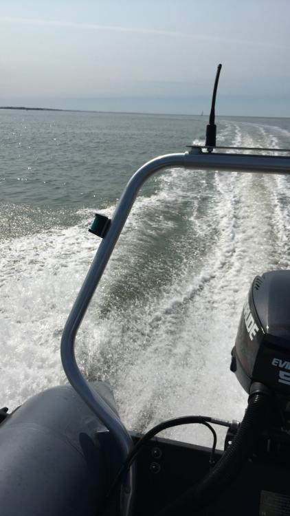 Louer Semi-rigide avec ou sans skipper Humber à Meschers-sur-Gironde