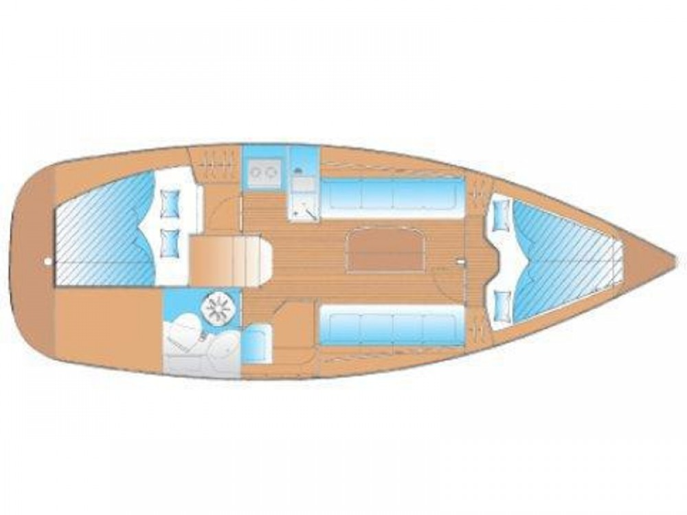 Location bateau Rabac pas cher Bavaria 30