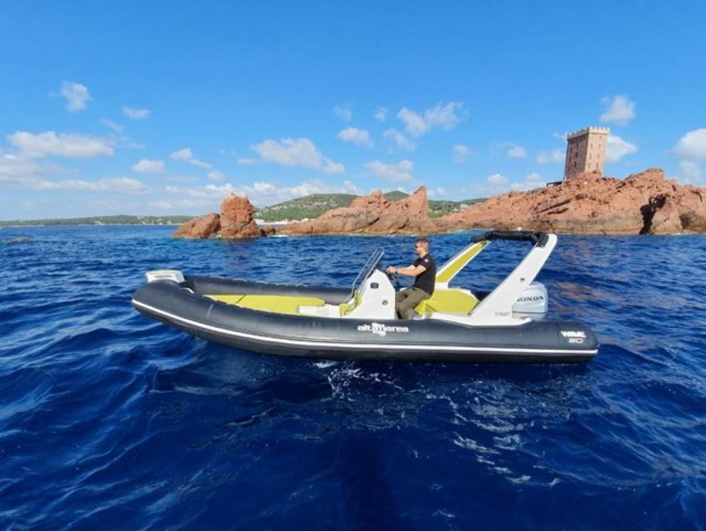 Location yacht à Saint-Raphaël - Altamarea Wave 20 sur SamBoat