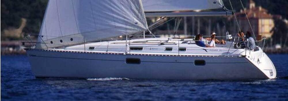 Louez un Bénéteau Oceanis 351 Clipper à La Roche-Bernard