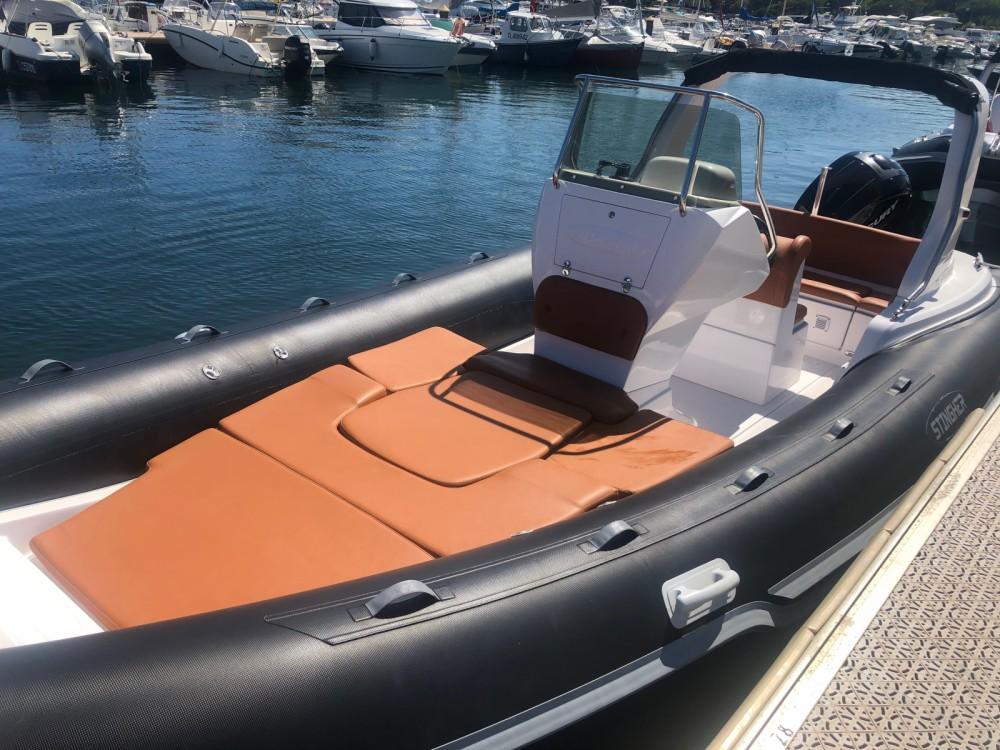 Louez un Italboats STHINGER 22 à Bormes-les-Mimosas