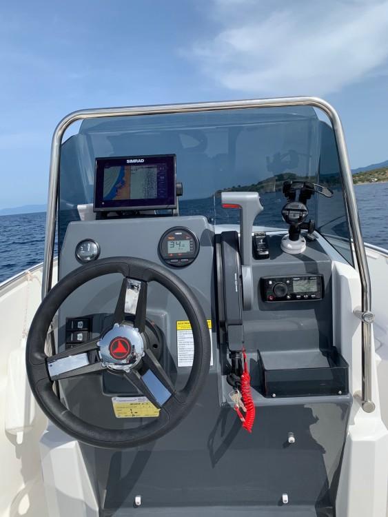 Louez un compass 168cc à Ormos Panagias