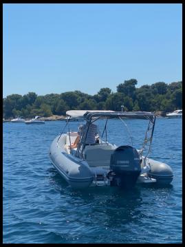 Location bateau Mandelieu-la-Napoule pas cher Sport 22 GT
