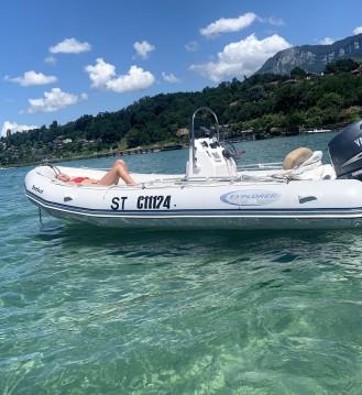 Bombard Explorer 530 entre particuliers et professionnel à Aix-les-Bains