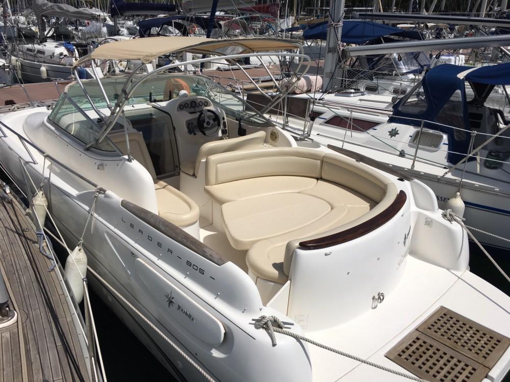 Location yacht à Le Grau-du-Roi - Jeanneau Leader 805 sur SamBoat