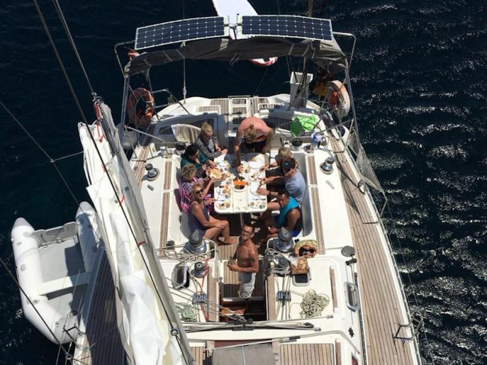 Jeanneau Sun Odyssey 51 entre particuliers et professionnel à Tropea