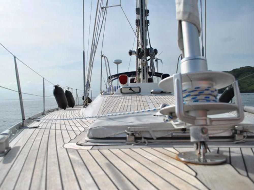Louer Voilier avec ou sans skipper Jeanneau à Tropea