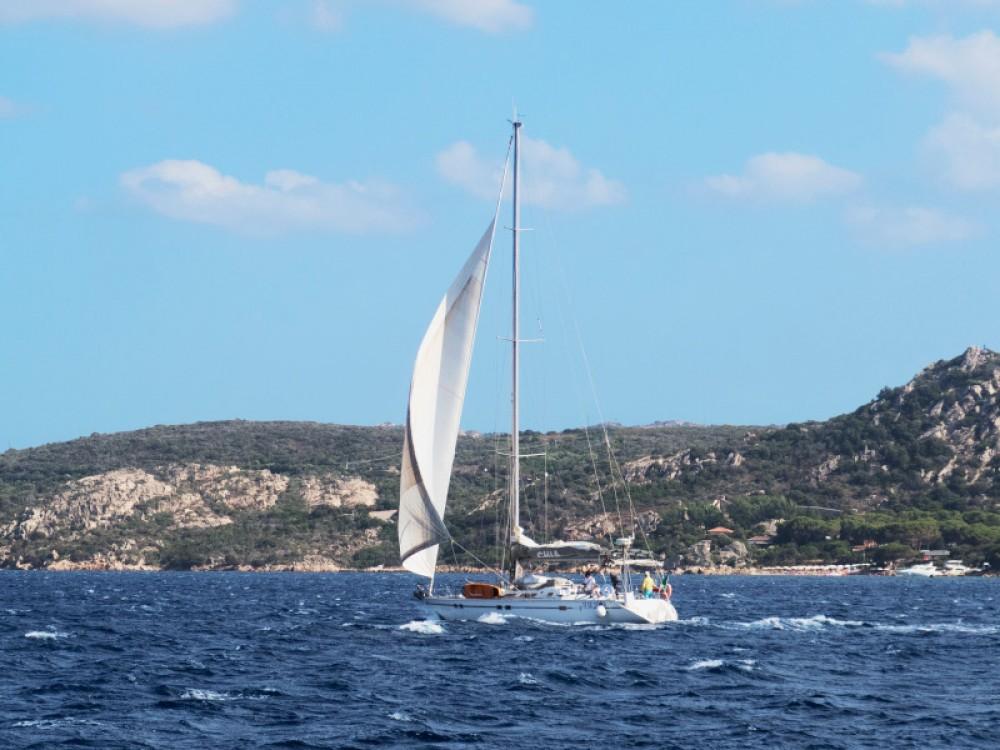 Location Voilier à Tropea - Jeanneau Sun Odyssey 51