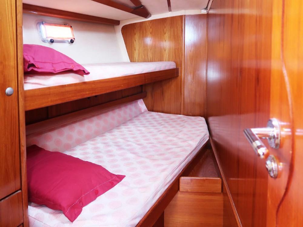 Location bateau Jeanneau Sun Odyssey 51 à Tropea sur Samboat