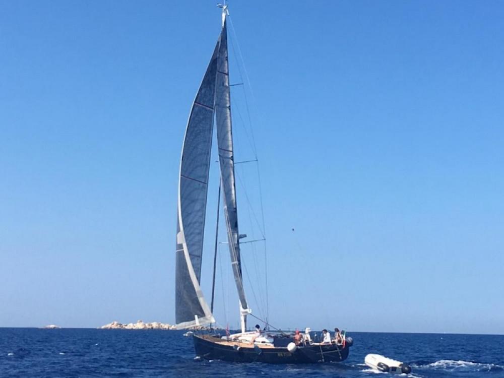 Location bateau Palau pas cher Grand Soleil 56