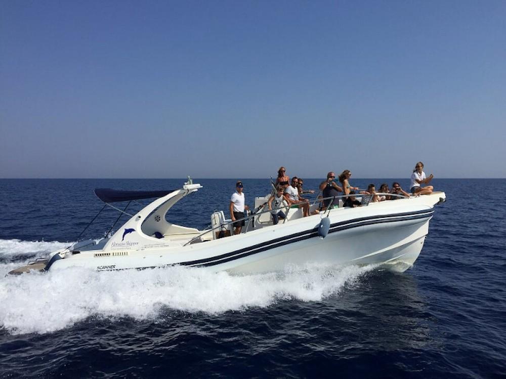 Location bateau Salvo Marina pas cher Scanner One 999
