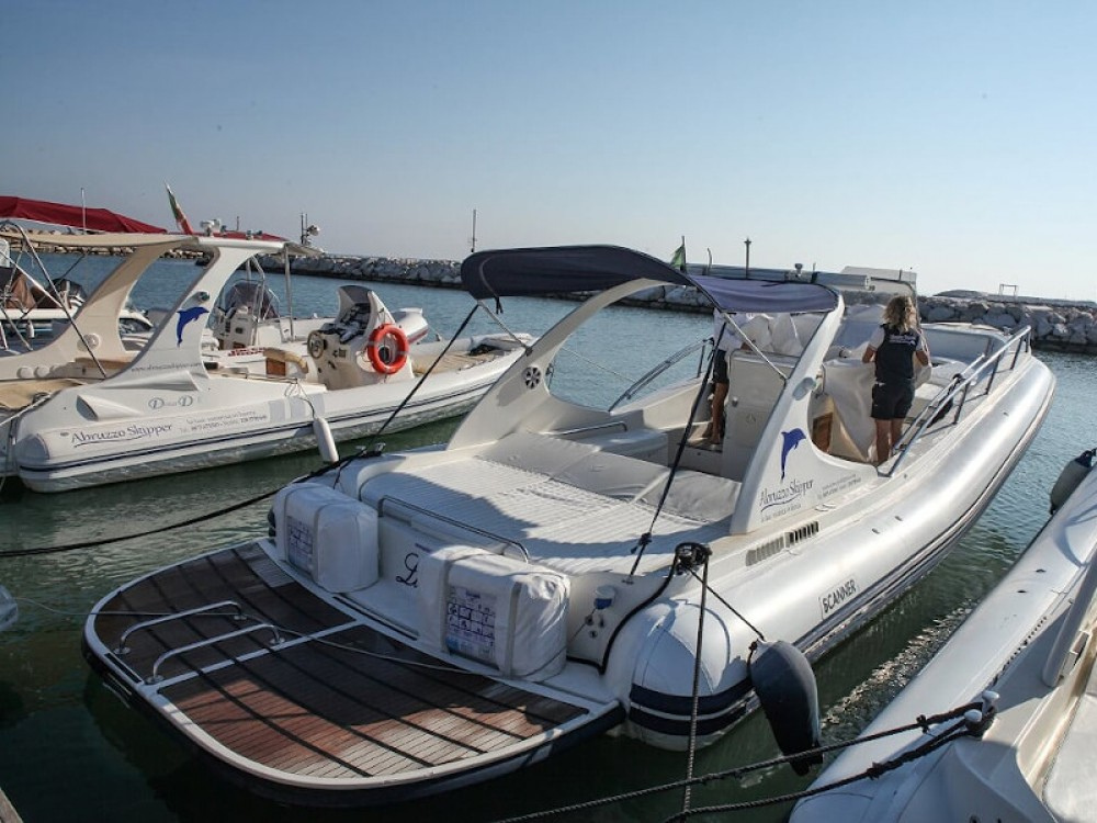 Location yacht à Salvo Marina -  Scanner One 999 sur SamBoat