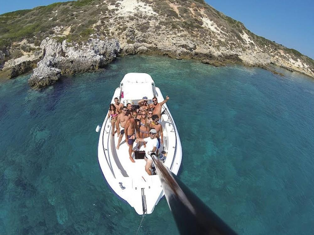 Location bateau  Scanner One 999 à Salvo Marina sur Samboat