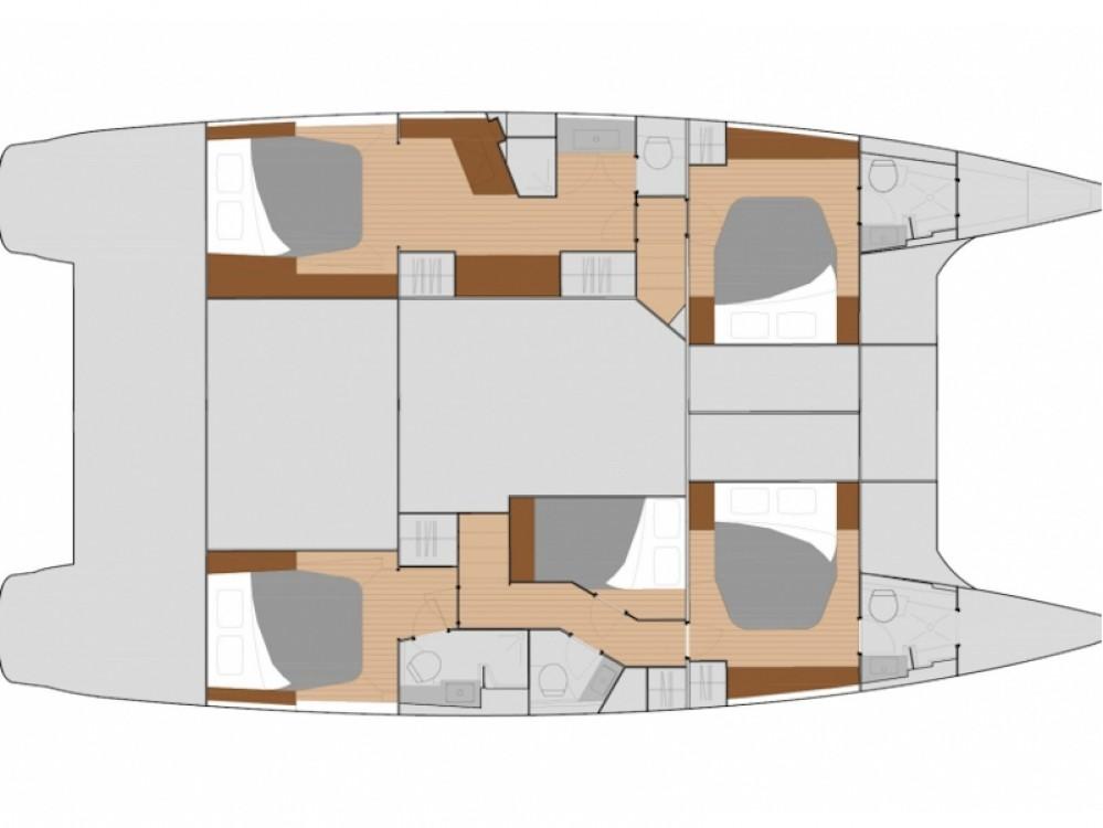 Louer Catamaran avec ou sans skipper Fountaine Pajot à Capo d'Orlando