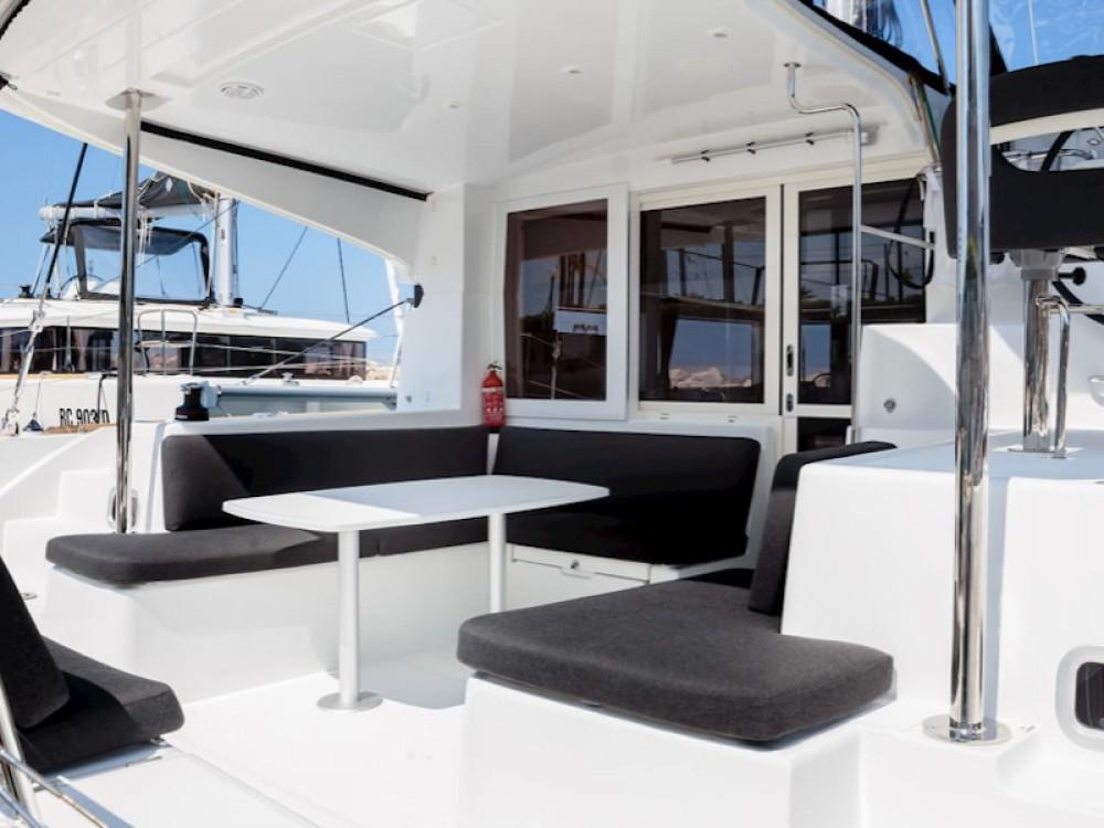 Location Catamaran à Capo d'Orlando - Lagoon Lagoon 40