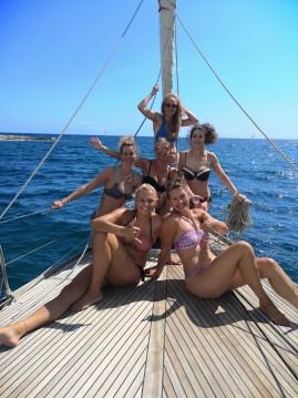 Location yacht à Saint-Tropez - Bénéteau Oceanis 48 sur SamBoat