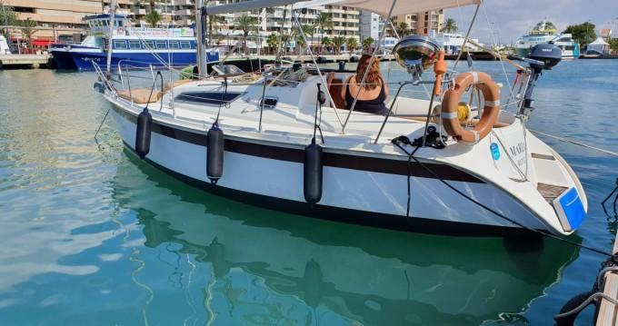 Voilier à louer à Ibiza (Ville) au meilleur prix