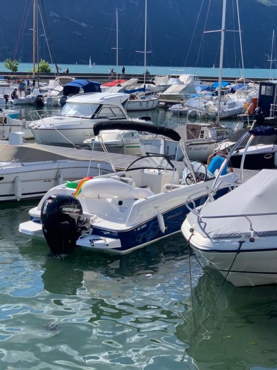Location yacht à Aix-les-Bains - Bayliner Element E7 sur SamBoat