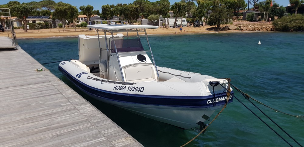 Joker Boat Clubman 30 entre particuliers et professionnel à Ameglia