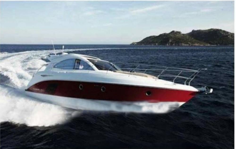 Location bateau Fréjus pas cher Monte Carlo 47 HT