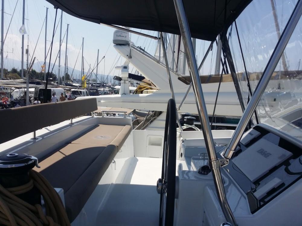 Location Catamaran à Attique - Lagoon Lagoon 450 F